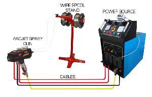 Arc Spray System