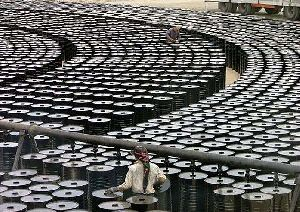 Iranian Heavy Crude Oil