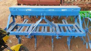 Spring Seed Drill