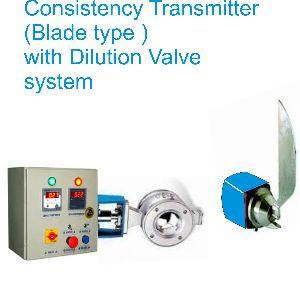 Consistency Transmitter