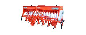 Seed Cum Fertilizer Drill (deluxe Model)