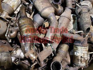Used car catalytic converter