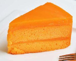Egg Free Orange Mix Cake