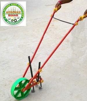Dry land weeder (Wheel hoe)