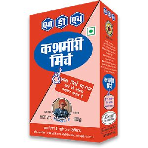 Mdh Kashmiri Mirch Powder