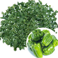 Dehydrated Green Chili
