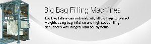 BIG BAG FILLING MACHINES