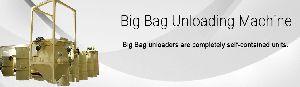 BIG BAG UNLOADING MACHINES