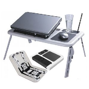 Laptop E Table With Cooling Fans
