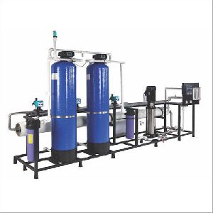 4000 LPH FRP Industrial RO Plant