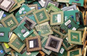 Electronic Computer Chip Scrap