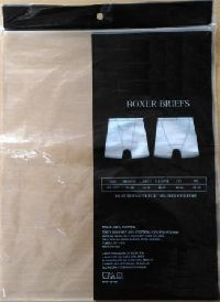 printed zipper bags