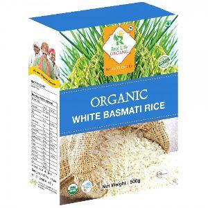 Organic White Rice Basmati