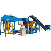 Automatic Cement Bricks Making Machine