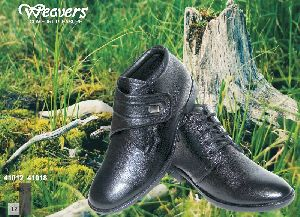 Mens Black Formal Shoes 12