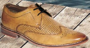 Mens Brown Formal Shoes 07