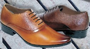 Mens Brown Formal Shoes 08