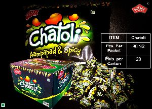 Fundae Chatoli Aam Papad And Spicy Candy