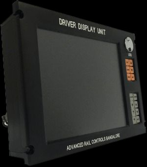 Driver Display Unit