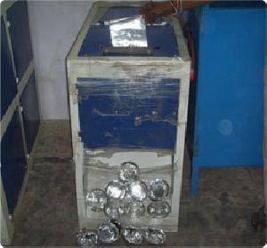 Semi Automatic Paper Plate Single Die Machine
