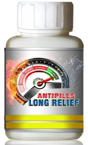 Aplf001 Anti Piles Long Relief Medicine