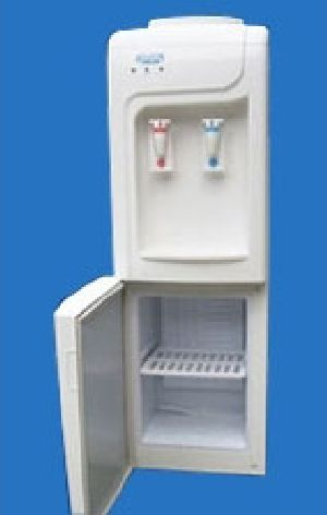 Water Dispenser With Cooling Cabinet