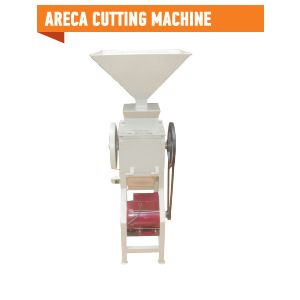 Areca Cutting Machine