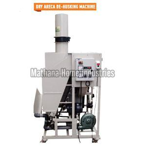 Dried Areca Dehusking Machine