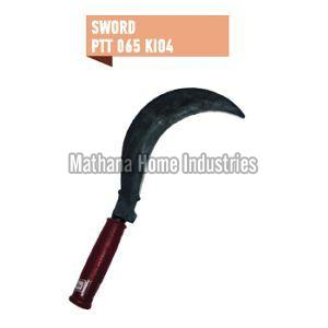 PTT 065 KI04 Agricultural Sword