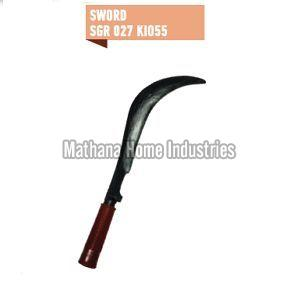 SGR 027 KI055 Agricultural Sword