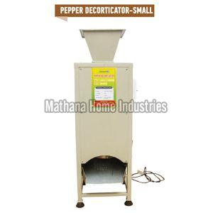 Small Pepper Decorticator