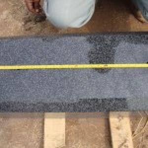 Indian Impala Black Granite Stone