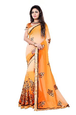 Georgette Exclusive Sarees