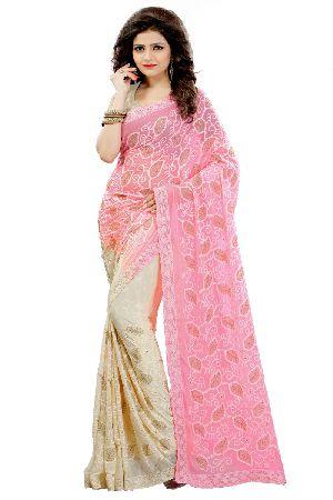 Nylon Bollywood Sarees
