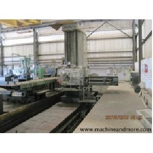 Floor Horizontal Boring Machine