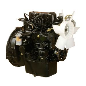 Four Cycle Water Cooled Diesel Engine
