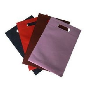 Non Woven D Cut Bags