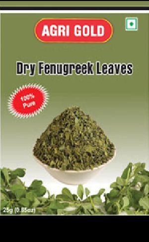 Dry Methi Leaves