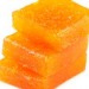Yellow Aam Papad