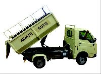 Hydraulic Garbage Tipper