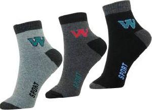 Computreized Ankle Socks