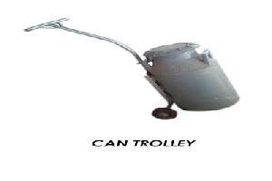 Milk Can Trolley