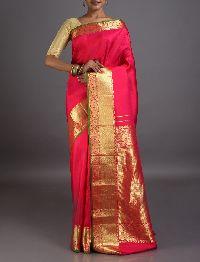 Dharmavaram Silk Saree