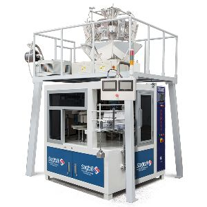 Fully Automatic Tea Filling & Packaging Machine