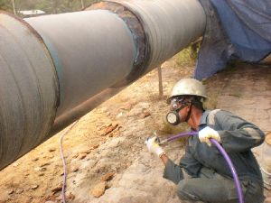 Pipe Line Insulation Services