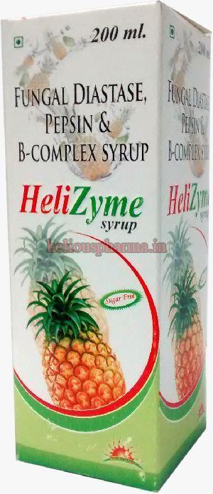 Helizyme Digestive Enzyme
