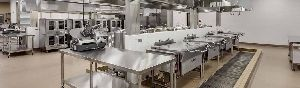 Commercial Hotel Bakery Equipments