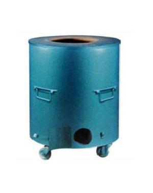 Mild Steel Round Drum Tandoor