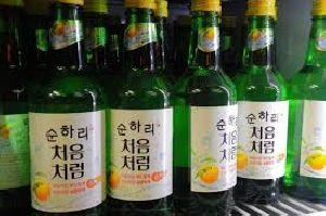 Soju Chum Churum Liquor