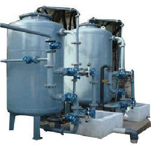 Fluoride Removal Water Treatment Plant
